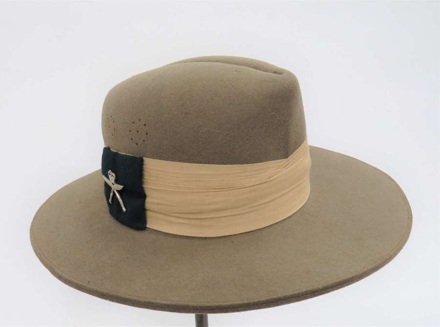 Post 1953 Gurkha Rifles Bush Hat