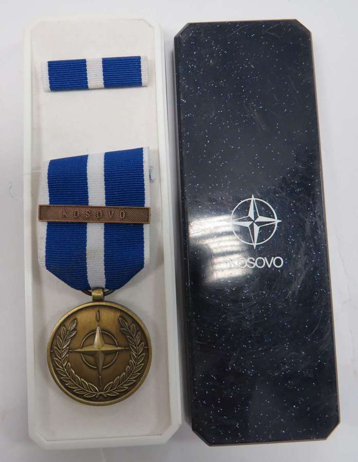 N.A.T.O Kosovo Medal