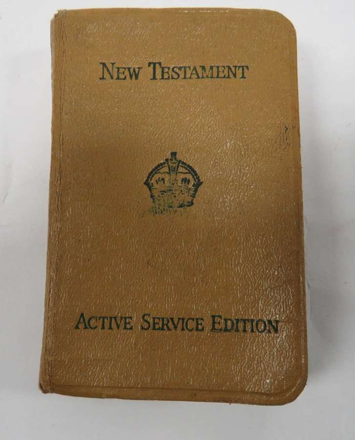 WW2 1939 New Testament Bible