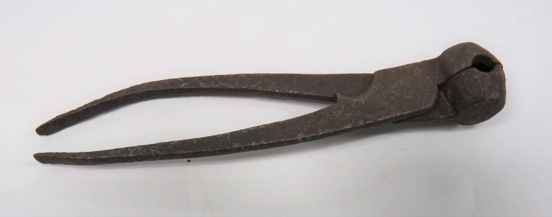 19th Century Victorian Pistol Bullet Mould