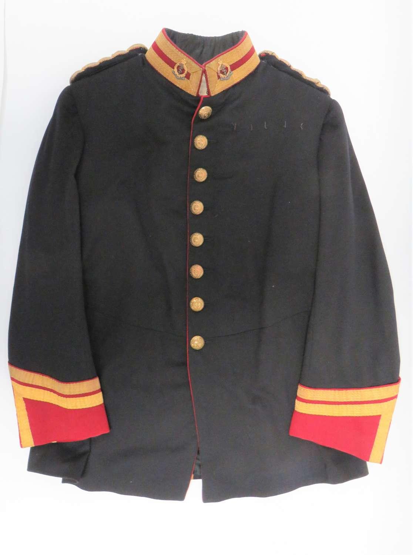 Post 1901 R.A.M.C Colonels Full Dress Tunic