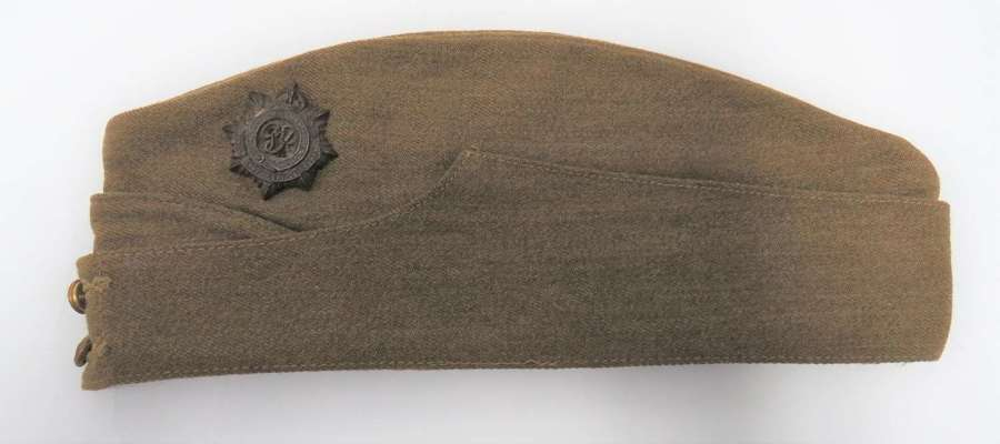 WW2 R.A.S.C Other Ranks Field Service Cap