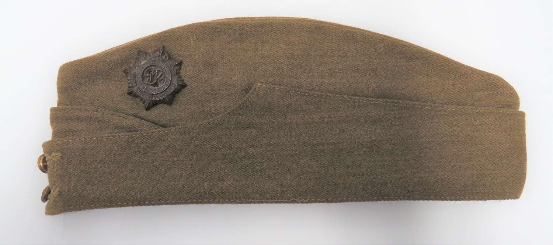 WW2 R.A.S.C Other Ranks Field Service Cap
