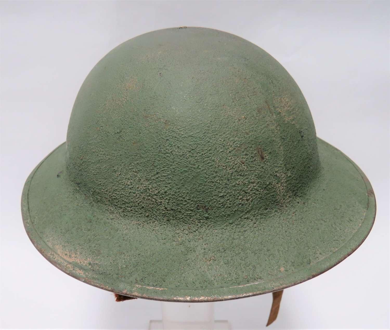 WW1 American Pattern Brodie Steel Helmet
