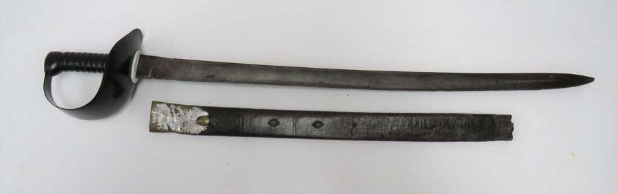 British Royal Navy 1845 Pattern Cutlass