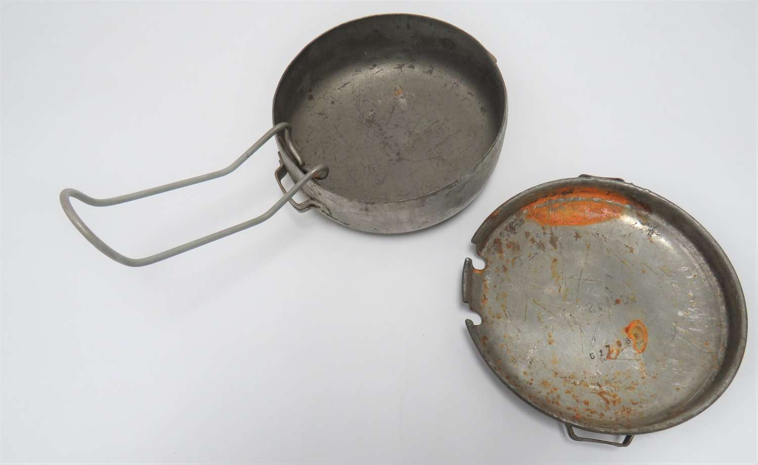 1935 Dated Cavalry Pattern Mess Tin