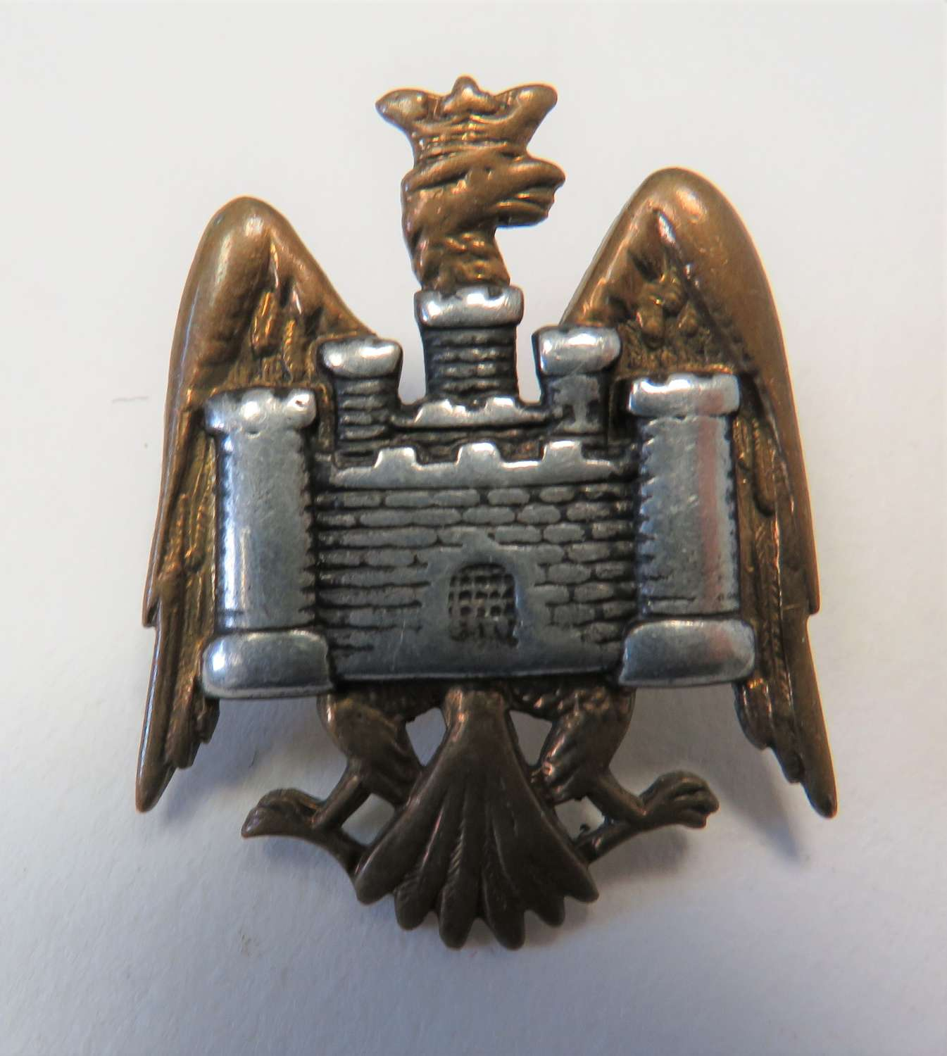 Bedfordshire Yeomanry Officers Cap Badge