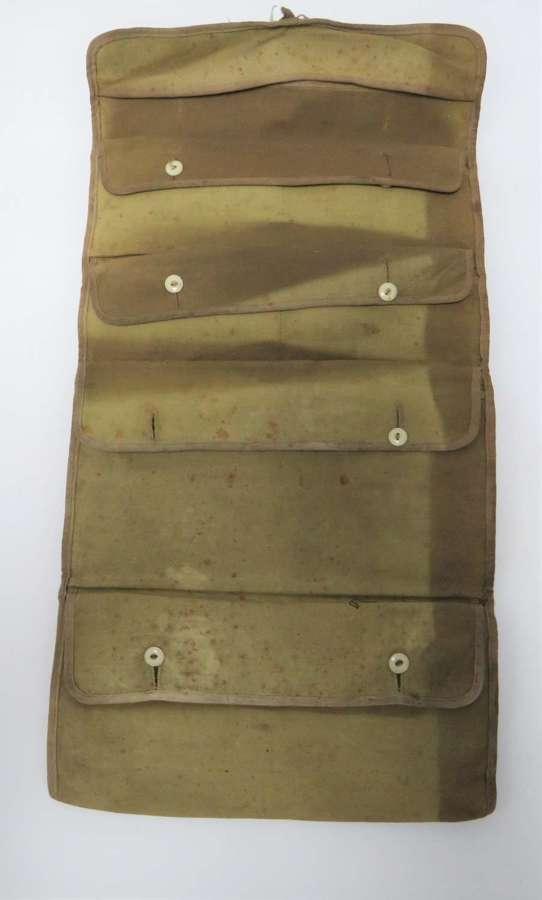 WW1 / WW2 Officers Personal Roll