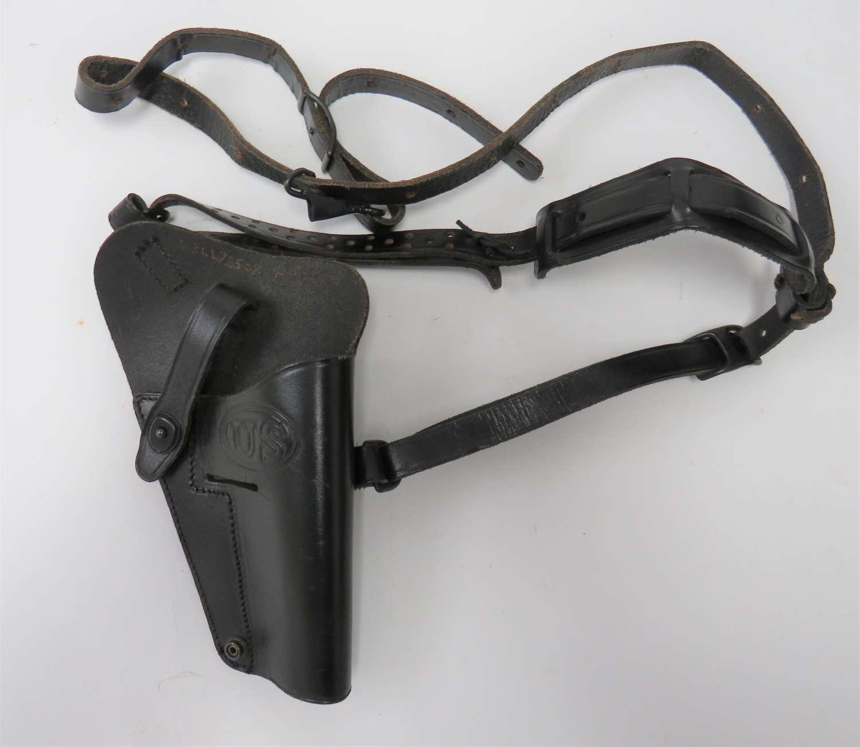 Vietnam Period Colt Auto Shoulder Holster