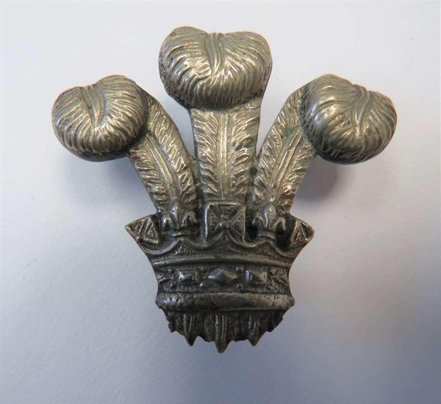 Hussars Senior N.C.Os Arm Badge
