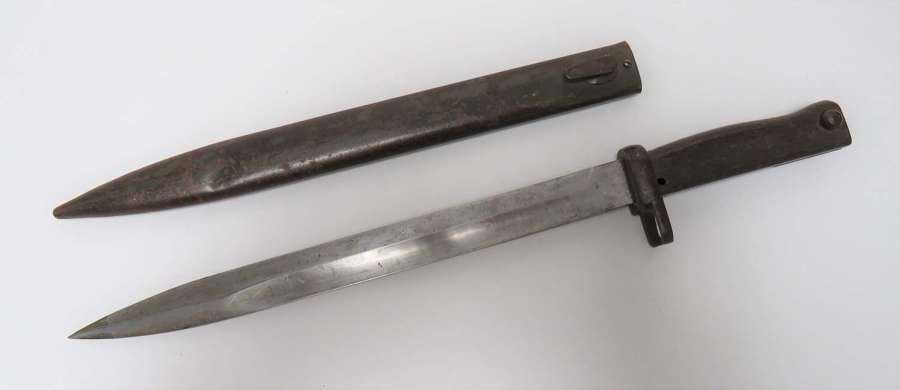 WW1 G98 Mauser Ersatz all Steel Bayonet