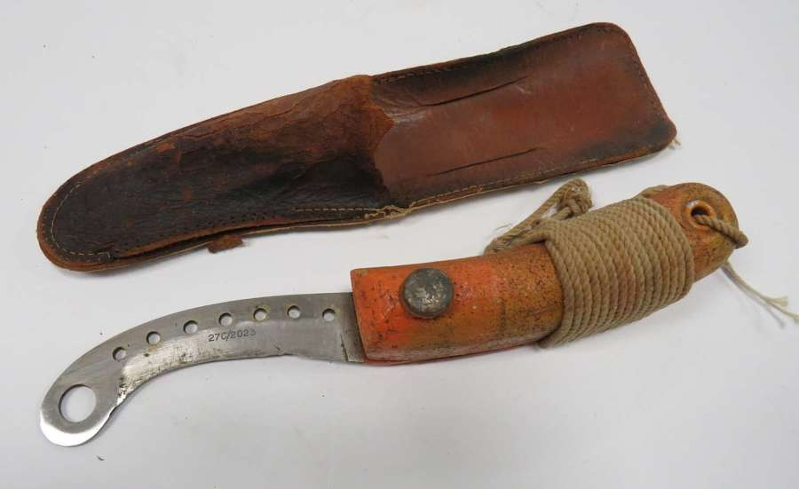 WW2 R.A.F Aircrew Dingy Survival Knife