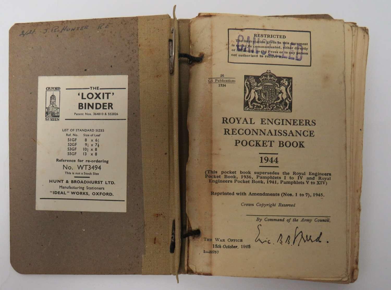 1944 Royal Engineers Reconnaissance Manual