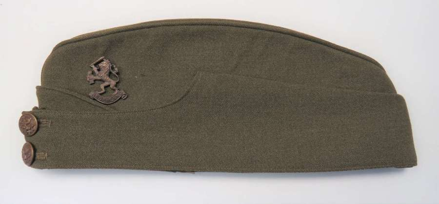WW2 Nederlands Forces in Exile Officers Field Service Cap