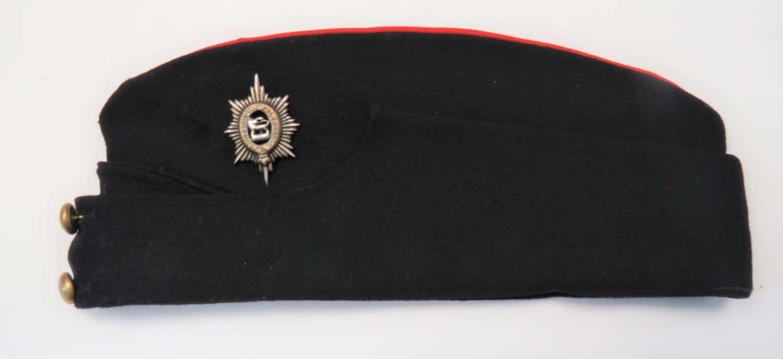 Worcestershire Regiment Officers Coloured Field Service Cap