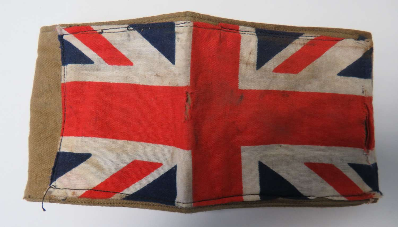 WW2  Airborne Invasion Union Jack Armband