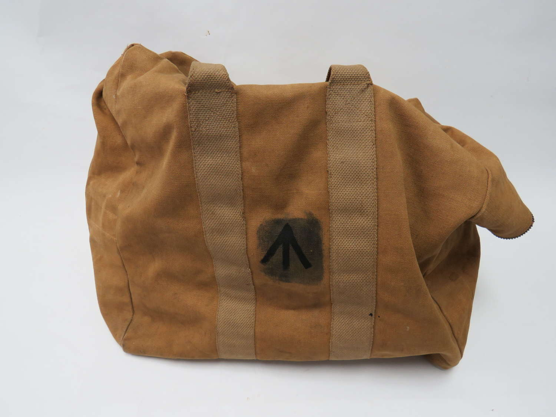 R.A.F Parachute Transit Bag