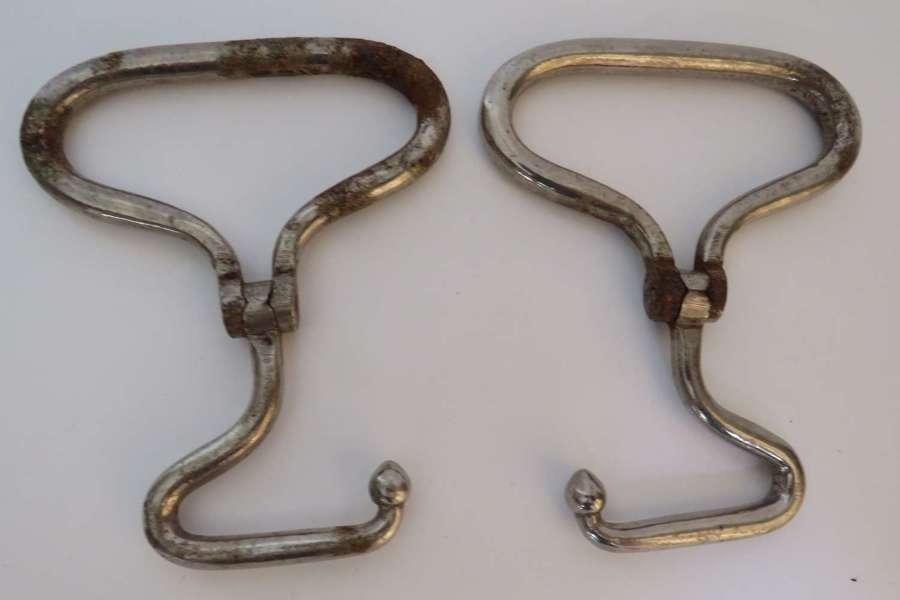 WW1 Period Boot Hooks