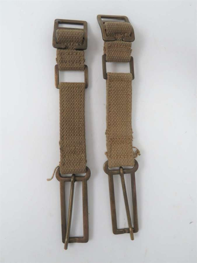 Pair of 1937 Pattern Brace Attachments