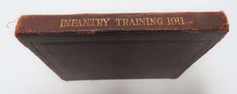 1911 Infantry Training Manual