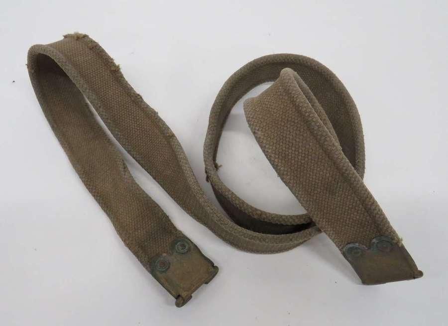 WW2 British Rifle Sling
