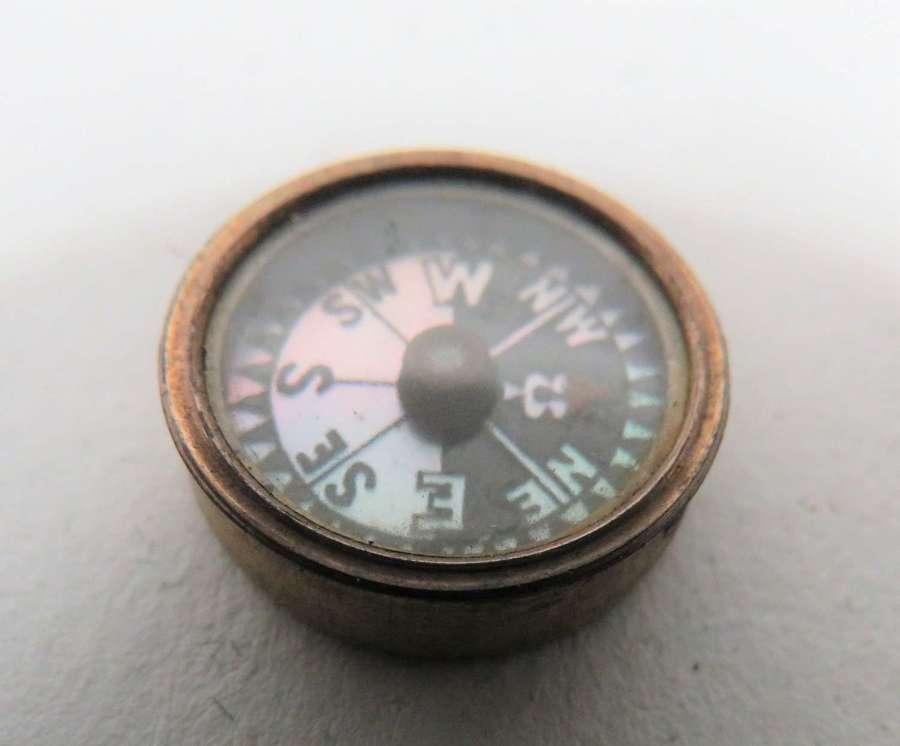 WW2 Private Purchase Small Escape Compass
